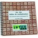 Méthode de mémorisation des tables de multiplication - plateau+ livret