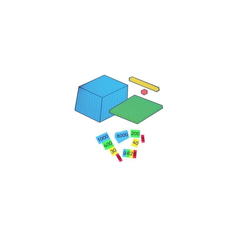 2 Sets magnétiques Base 10