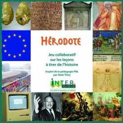 Hérodote - jeu de société sur les leçons à tirer de l'histoire