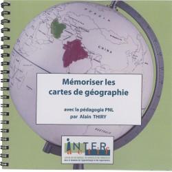 Livret méthode de mémorisation des cartes de géographie