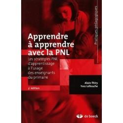Apprendre à apprendre avec la PNL - 3e éd.