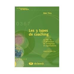 Les 3 types de coaching