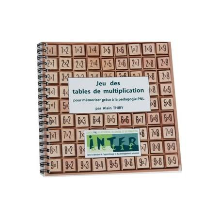 Livret de la méthode PNL de mémorisation des tables de multiplication