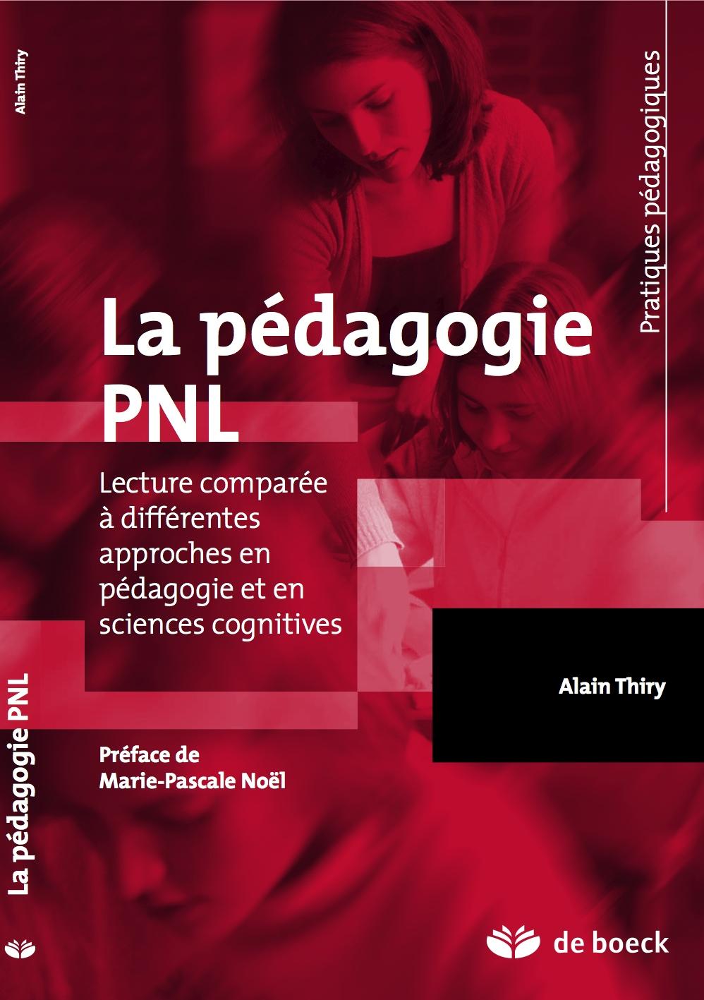 La pédagogie PNL - de Alain Thiry